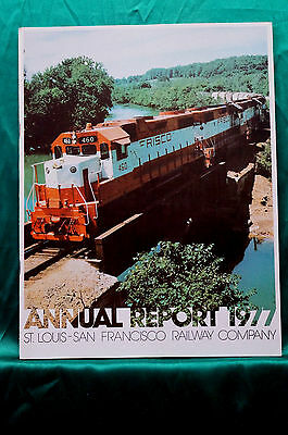 Frisco - Annual Report - 1977