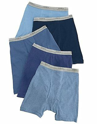 Hanes Boys' Boxer Brief Underwear 5-Pack