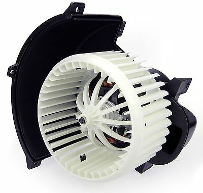 Interior heating blower Fan Motor - Audi Q7, Cayenne, VW Touareg with climate