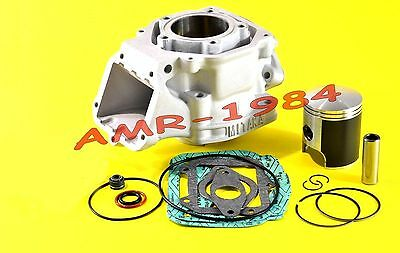 Complete Cylinder Aprilia Rs 125 Engine 122 Special Nikasil + Piston Graphited