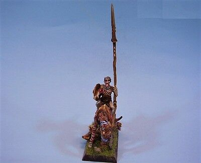 Confrontation painted miniature Undead Cavalry