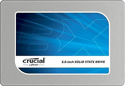 Crucial BX100 500GB SATA 2.5 Inch Internal Solid State Drive - CT500BX100SSD1...
