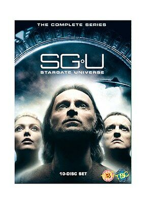 Stargate Universe: The Complete Series (Season 1 and 2) [New DVD]