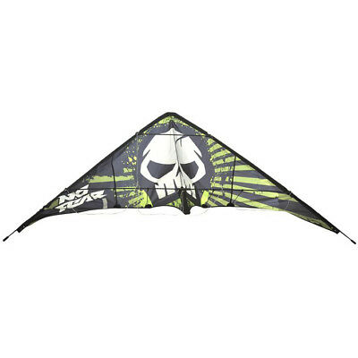 NO FEAR Stunt Kite Stunt Kite Lenk Dragon Kites new