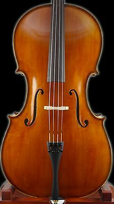 "Bucur Ioan 4/4 Maggini ""Professional"" Cello Violoncello, Handarbeit aus RO"