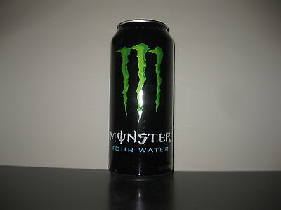 Vans Warped Tour - Monster Energy Tour Water - Rare Full Unopened Can