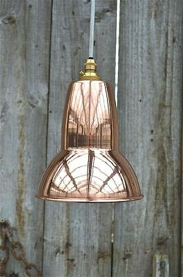 Pure copper anglepoise lamp shade desk light hanging shade pendant shade G3