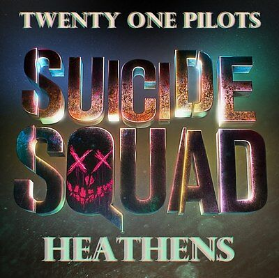 "PARTITION BATTERIE DRUM de twenty one pilots de la chanson ""Heathens"" 21pilots"