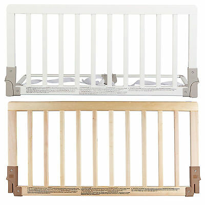 Baby Dan WOODEN BED GUARD/RAIL Baby/Child/Toddler/Kids Bedding Safety Secure BN