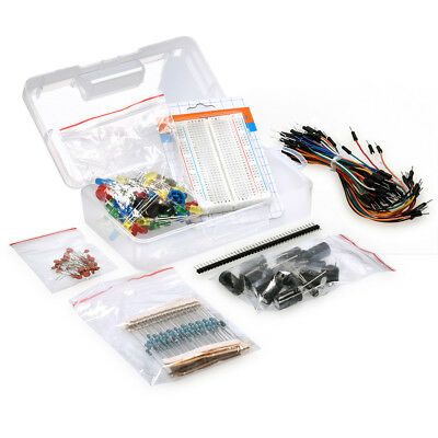 kwmobile Elektronik Kit 226x Elektronische Bauteile Set