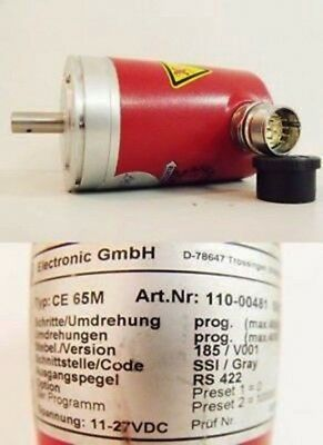 TR Electronic CE 65M CE65M 110-00481 -used-