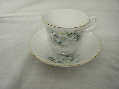 C4 Porcelain Royal Stafford Blossom Time Cup & Saucer 14x8cm 1B4F