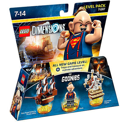 LEGO Dimensions 71267 Level Pack Goonies Neu & OVP sofort lieferbar