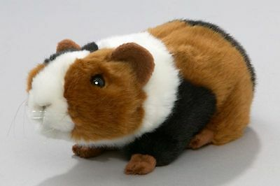 New Plush Cuddly Critters Guinea Pig Soft Toy Cavey Teddy