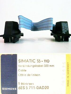 SIEMENS Simatic S5-110 6ES57110AD20  6ES5 711-0AD20 -unused-