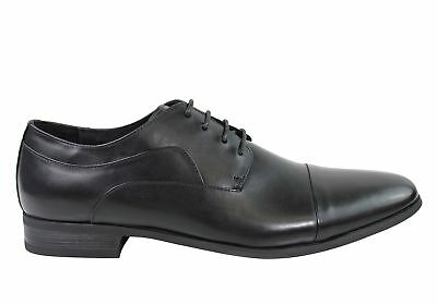 New Julius Marlow Cyrus Mens Leather Lace Up Shoes