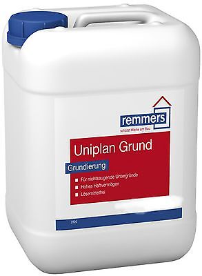 Remmers Uniplan Grund 10L Primer Detention before painting non-absorbent Surface