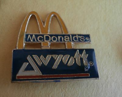 Wyott Food Service Equipment McDonald's Lapel Pin