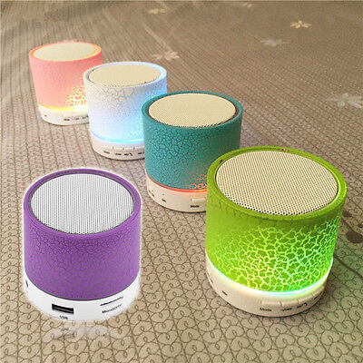 Mini Portable Wireless Bluetooth Speaker Hands-free Calls Subwoofer Parlantes