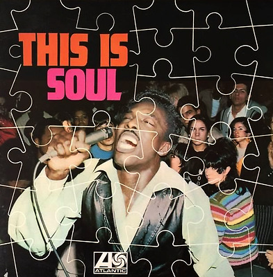 V/A - This Is Soul (LP) (VG/VG++)