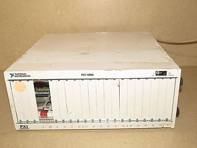 National Instruments Pxi-1006 18 Slot Chassis