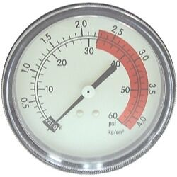 The Main Resource AG66170 Air Gauge For FMC/John Bean / Snap-On Tire Changers
