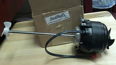 "Motor, AGITATOR, WATER MIXER, WATER BATH, 25W, 8"" Shaft,115V, 1500 RPM"