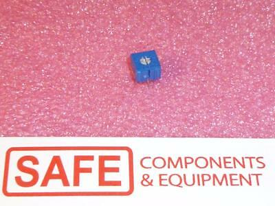 Trimmer Resistor 3362R-1-500 Bourns QTY-1 Thru Hole 50 OHMS 10% Top Adj R54-16