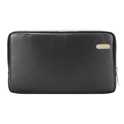 Portable Pouch Carrying Storage Bag Case for Hard Disk Date Cable Black