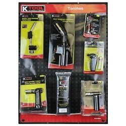K Tool 0846 Torches Display
