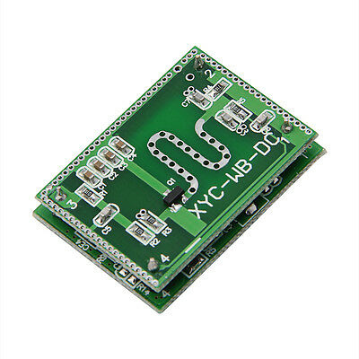 3-8m 5.8GHZ Microwave Radar Sensor Module Smart Control Switch For Home