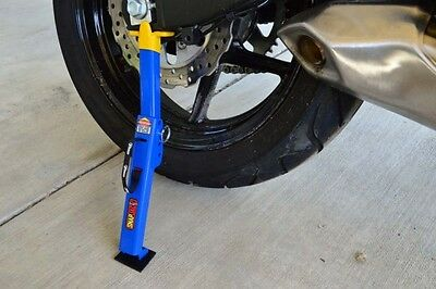 Yamaha YZF R1 / YZF R6 Snap Jack Stand Lift Ideal For Chain & Wheel Cleaning