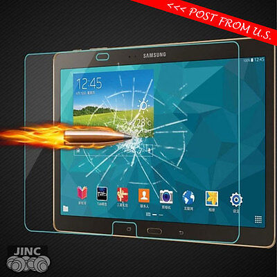 Tempered Glass Screen Protector for Samsung SM-T580NZKAXA Galaxy Tab A 10.1 2016