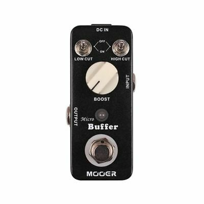 Mooer Micro Buffer Signal Booster Pedal