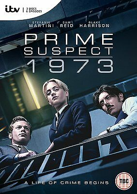 Prime Suspect: 1973 [New DVD]