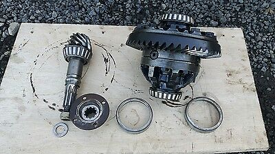 Land Rover Series 2A 3 Salisbury Rear Axle Differential
