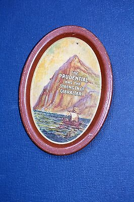 The Prudential has the Strength of Gibraltar Tip Tray