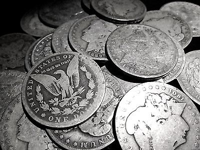 1878-1921 ~**ONE(1) CULL GRADE**~ Silver Morgan Dollar Rare US Old Coin Lot!