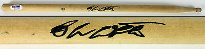 Alan White Plastic Ono Authentic Signed Drumstick Autographed PSA/DNA #W11528