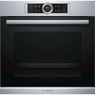 Bosch 60cm Series 8 71L Electric Wall Oven HBG633BS1A
