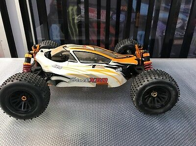 1/10 Nitro Rc Buggy For Parts Roller Rolling Chassis OZRC