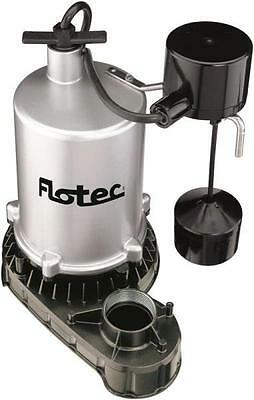 New Flotec Fpzt7350 1/2 Hp 6000Gph Water Cannon Submersible Sump Pump 6265573