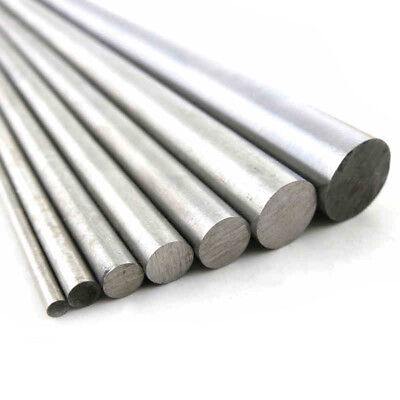 200/250/300mm Steel Shaft Axis Φ 2-12mm Metal Rods For Toy Car Motor Gear Model