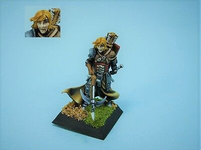 Confrontation painted miniature alahan Crossbowman