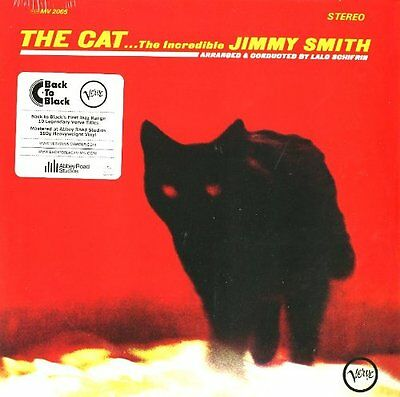 Lp Jimmy Smith  The Cat Organ  Hammond Vinyl Arrenged  By Lalo Schifrin