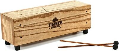 Timber Drum Company Slit Tongue Log Drum