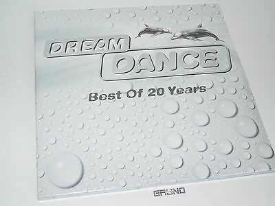 4 LP: Dream Dance – Best Of 20 Years, Limited Edition, NEU & OVP (A7/2)