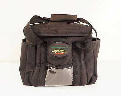 INSULATED DELIVERY BAG Small Sandwich Jacket Pizza Sub Hoagie Restaurant Driver