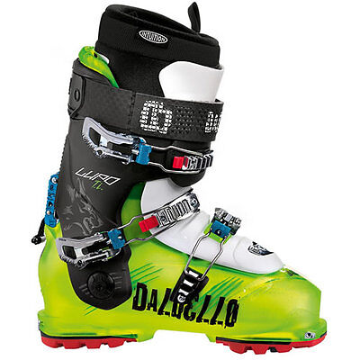 Scarponi sci ski boot Freeride DALBELLO LUPO TI ID NEW MODEL 2015/2016