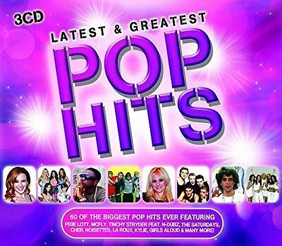 Various Artists - Latest & Greatest Pop Hits / Various [New CD] UK - Import